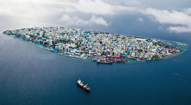 Male' - Congested capital