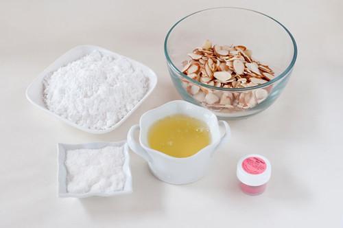 Macaron-Ingredients