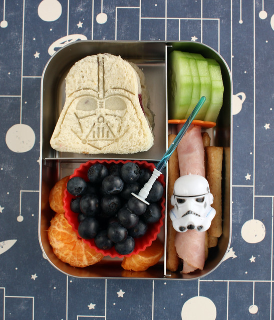 Preschooler Star Wars Bento Box #361