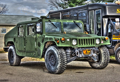 armored car, automobile, military vehicle, sport utility vehicle, vehicle, hummer h1, off-roading, humvee, off-road vehicle, land vehicle, military, motor vehicle,
