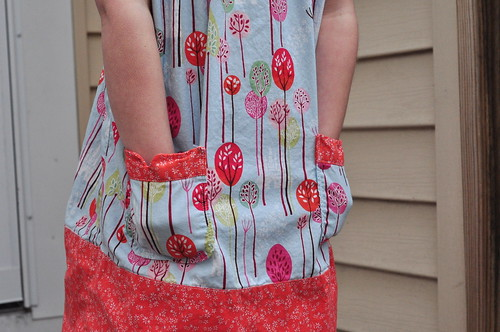 Oliver + S Ice Cream Dress - pockets