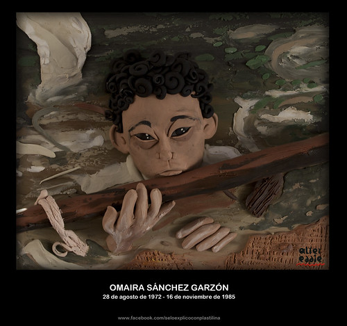 Omaira Sánchez by alter eddie