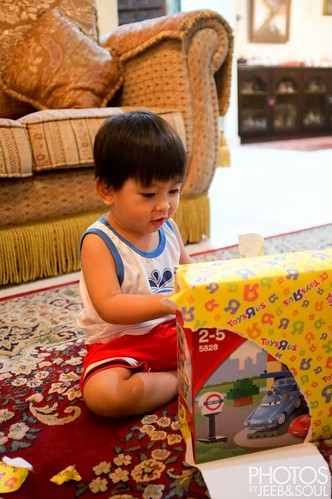 Birthday Qeeb 2yo