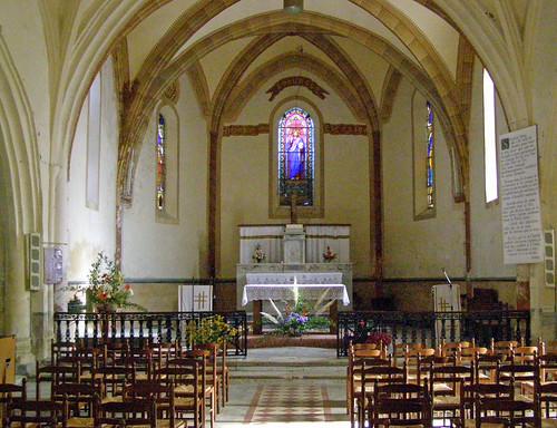 Lafitte-sur-Lot - L'Eglise Saint Sauveur  03
