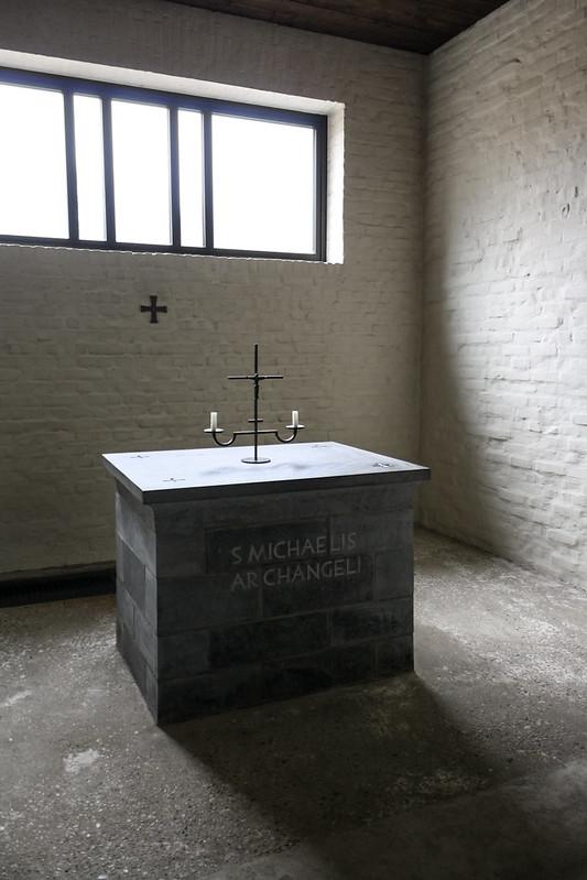 Crypt | Abdij Sint Benedictusberg