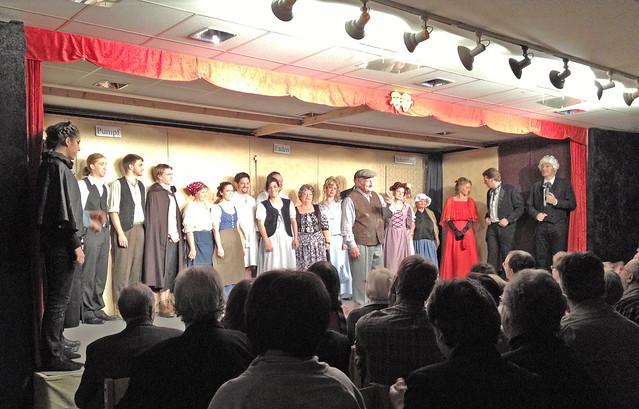 Theatergruppe der Pfarrgemeinde Eßling