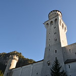 Neuschwanstein Castle, built by King Ludwig II of Bavaria, 1868-92 (13)