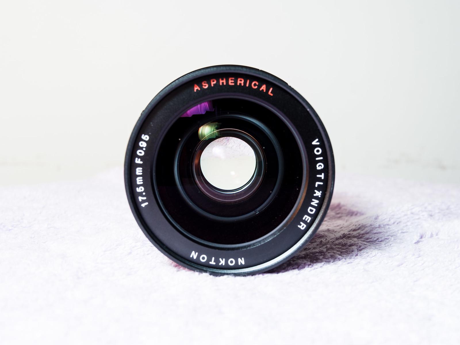 Voigtlander 17.5mm f0.95