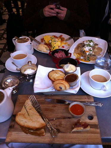 Breakfast at Cucina