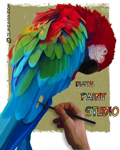 Digital Paint Studio by JLMeana