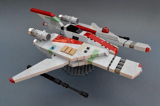 INCOM T-32 dual-cockpit trainer, Rebel Alliance