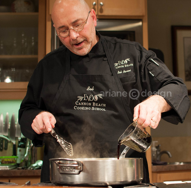EVOO Cooking School, Chef Bob Neroni