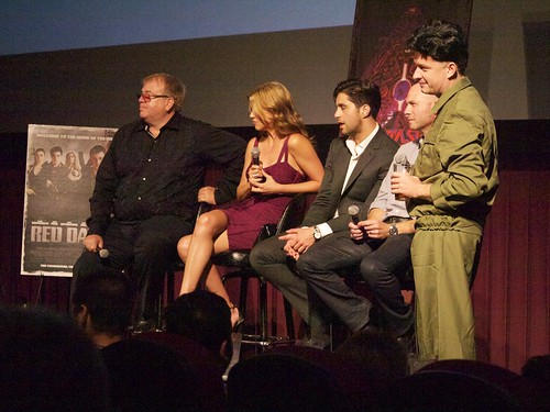 Q&A Red Dawn world premiere