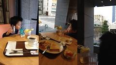 朝散歩 - モスカフェ1 (2012/11/22)