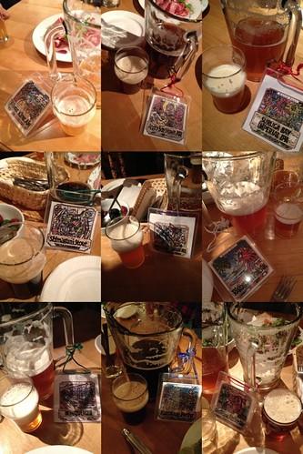 ビールミーティングで飲んだビール