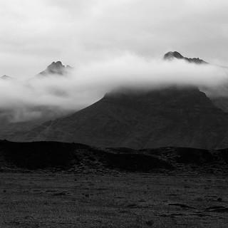 Mountains of Jokulsarlon