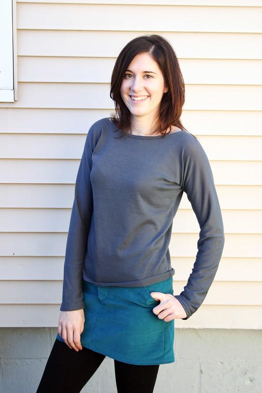 Pattern Review Moss Mini Skirt Grainline Studios Sew Wrong
