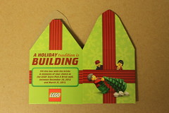 LEGO Store Holiday Pick-A-Brick
