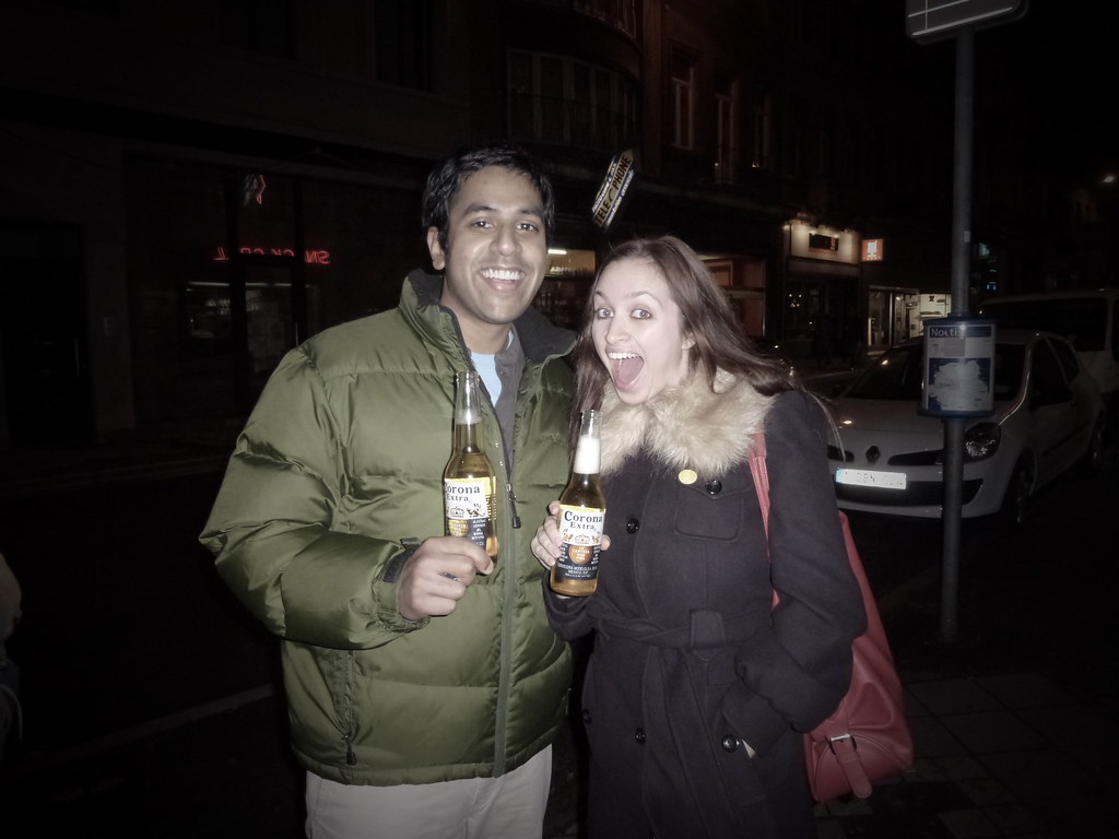 Brussels October 2012