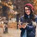 My Parisian Sparrow by Rick Nunn