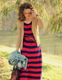 Maxi Dress by KristinaJ.