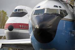 シアトル「Museum of Flight」で名機に出会う