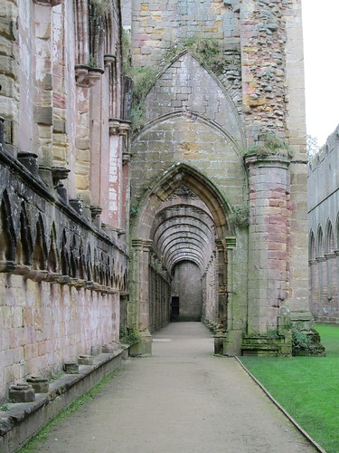 Fountains Abbey 4