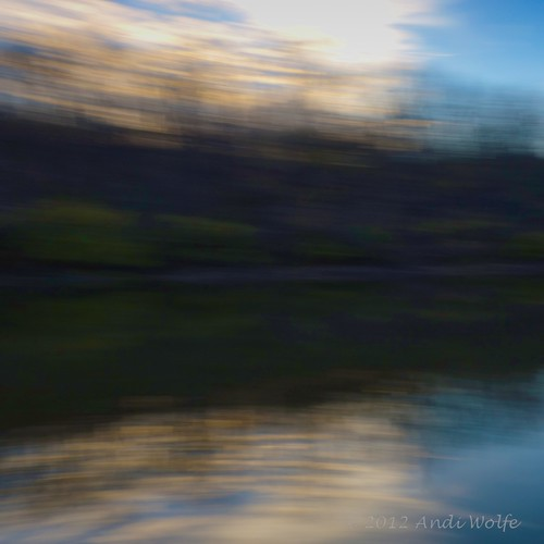 Scioto Sunset: ICM by andiwolfe
