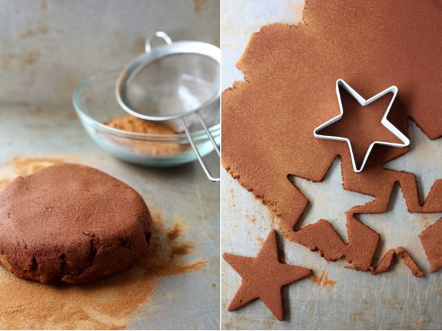 Homemade Cinnamon Ornaments - Homemade Cinnamon Ornaments - Completely Delicious