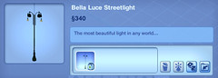 Bella Luce Streetlight