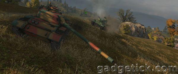 обновление World of Tanks 0.8.3
