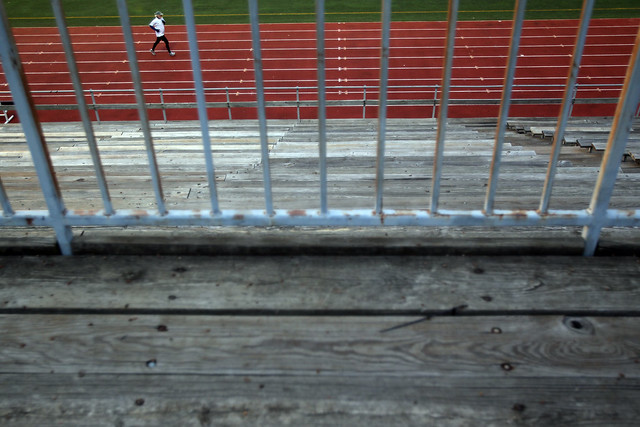 Eastbleachers