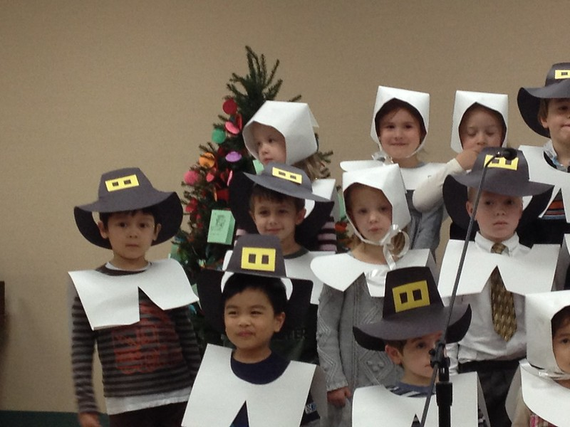 321 little pilgrim