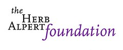 Photo: Herb Alpert Foundation logo