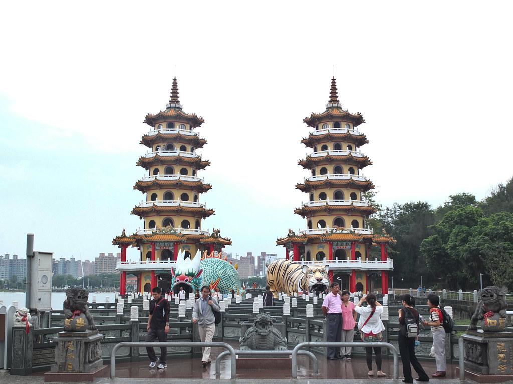Spring & Autumn Pavilions 春秋閣