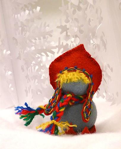 Sami Christmas Elf