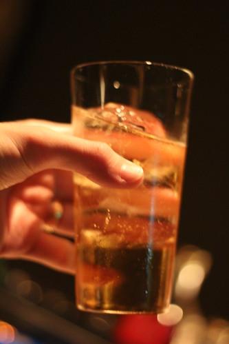 bar cacoi(バーカコイ)_香りを付けたお酒