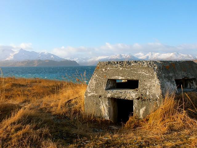 World War II Bunker, Dutch Harbor