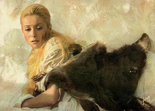 Catherine Deneuve in Peau d'âne