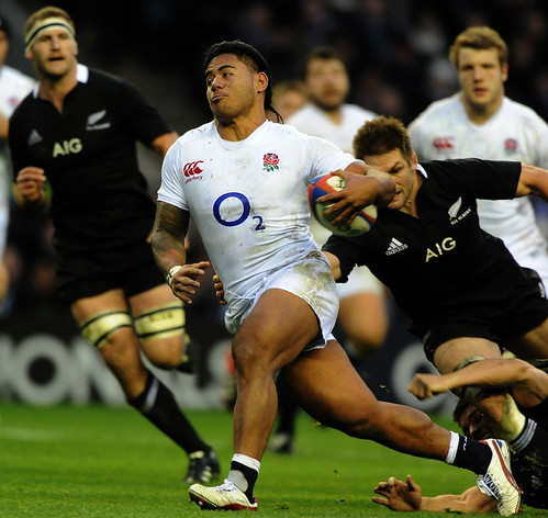 Tuilagi grande protagonista contro gli All Blacks