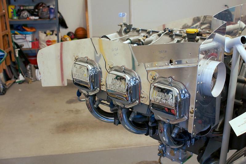Engine Baffles