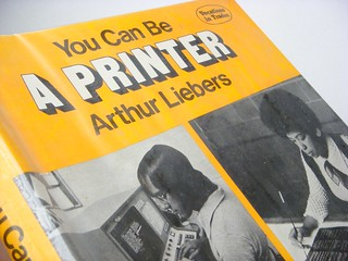 You Can Be A Printer