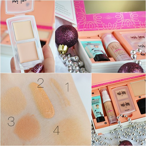 Benefit How to look the best at everything kit