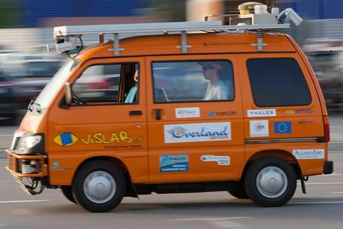 foto Overland driverless