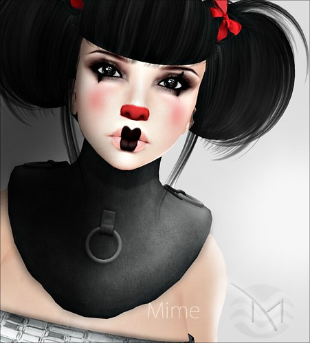 ::Modish:: Mime_skin by ::Modish::