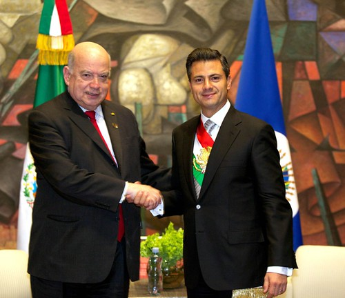 OAS Secretary General Greets new President of Mexico
