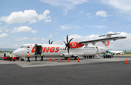 Wings Air ATR 72-500 SUB-JOG