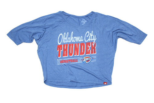 OKC THUNDER SANFORD SHIRT BY SPORTIQE