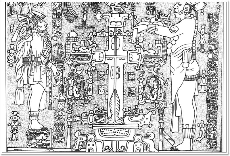 6浮雕石版的圖案