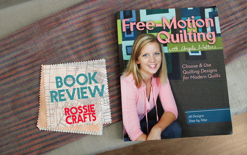 Project Bibliophile Book Review: Free Motion Quilting